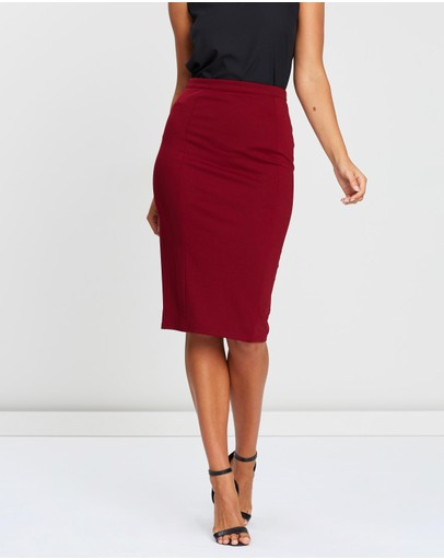 c87d3a9131 Pencil Skirt | Buy Pencil Skirts Online Australia - THE ICONIC