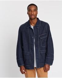 snow peak - Takibi Denim Jacket