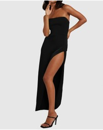 BY JOHNNY. - The Lotus Strapless Dress