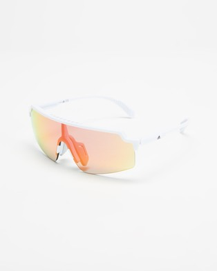 adidas Performance  SP0028 - Sunglasses (White)