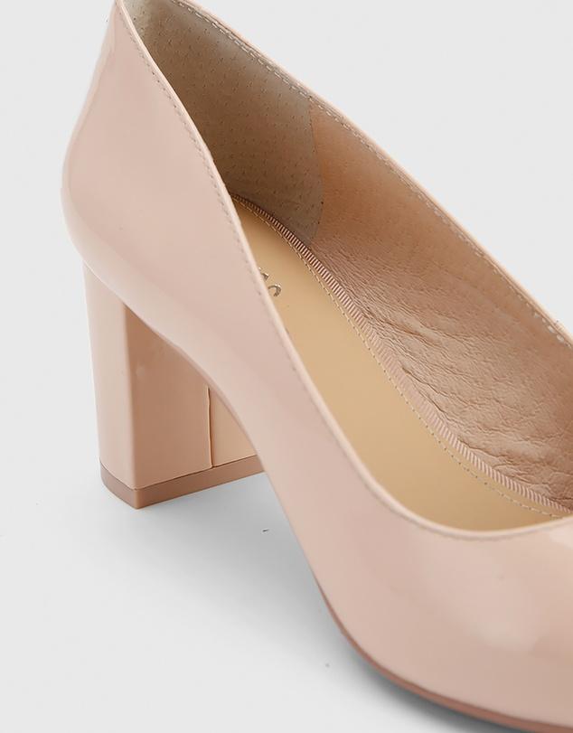 cfda8e37549 Dalena Pointed Toe Block Heels