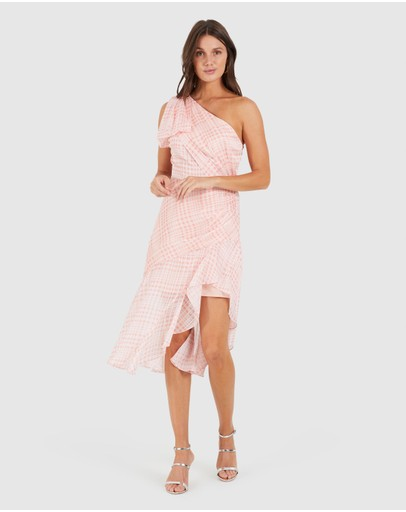 Cooper St - Wild Heart One Shoulder Dress