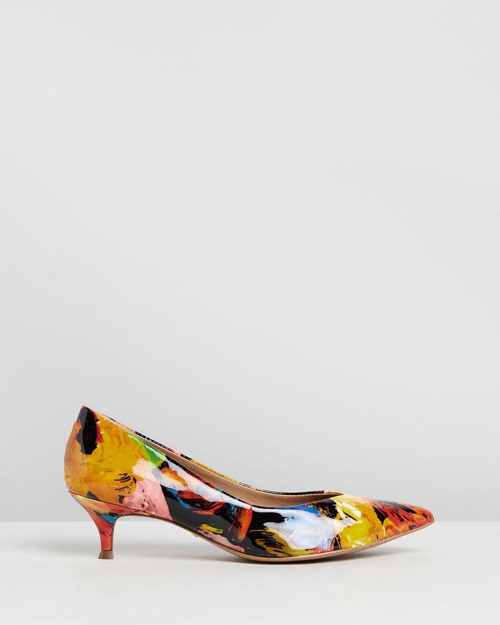 01a7c2d9eb Josie Kitten Heels by Vionic Online | THE ICONIC | Australia