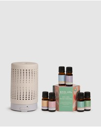 ECO. Modern Essentials - ECO. Tranquil Diffuser & ECO. Little Blends Collection