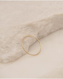 By Charlotte - Sweet Gold Ring