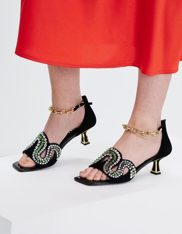 Women Cami Heels