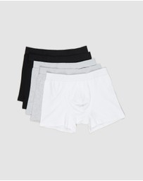 Staple Superior - 5-Pack Cotton Boxers