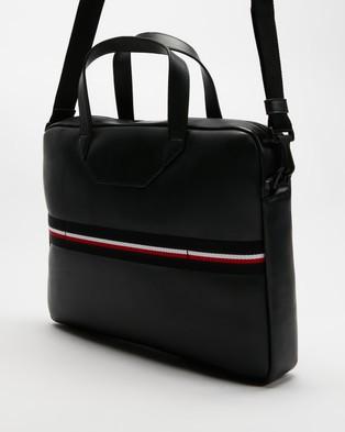 Tommy Hilfiger - Commuter Computer Bag - Bags (Black) Commuter Computer Bag