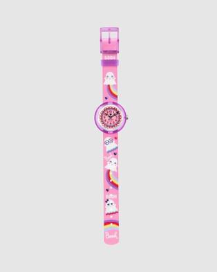 Flik Flak SPOOKY - Watches (Pink)