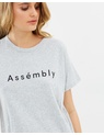 Assembly Label - World Tee