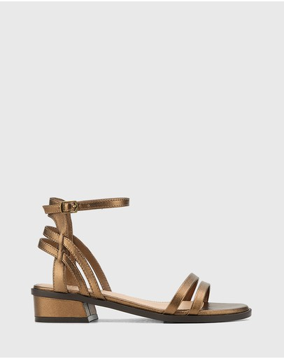 Wittner - Taya Leather Flat Sandals