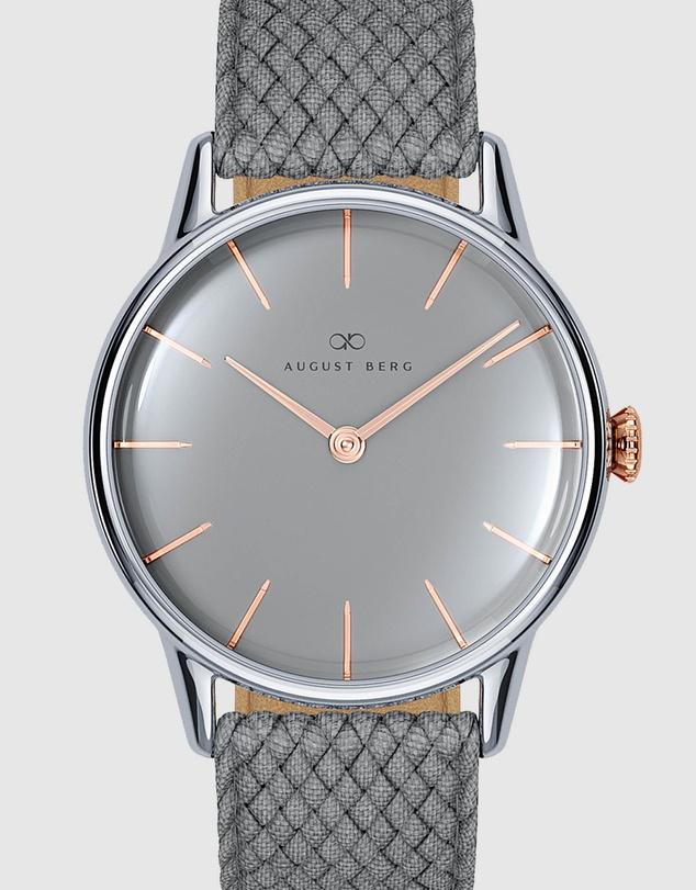Women Serenity 32mm Grey Watch