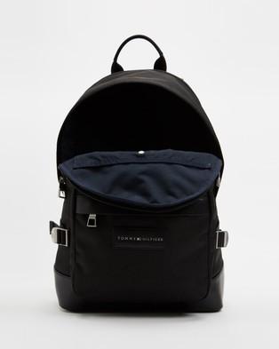 Tommy Hilfiger Uptown Backpack - Backpacks (Black)
