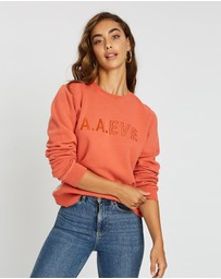 All About Eve - A.A.EVE Crew Sweater
