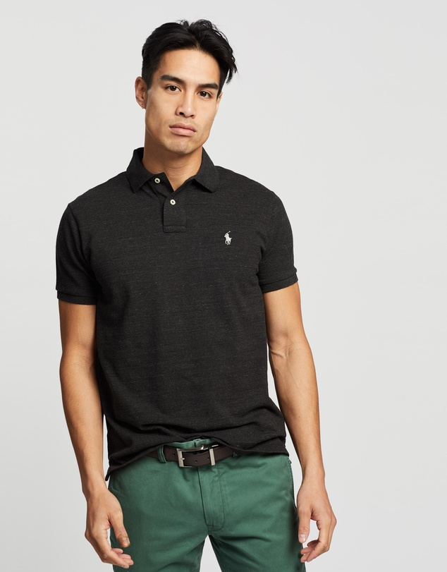 Polo Ralph Lauren - Custom Slim Fit SS Knit Polo - Exclusives