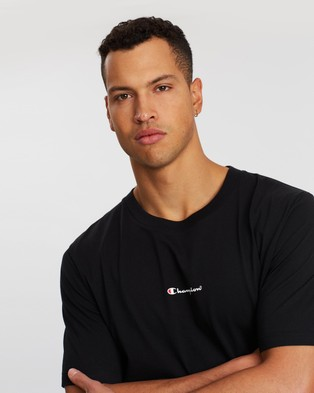 Champion ?ÇïRochester Tech Tee - T-Shirts & Singlets (Black)