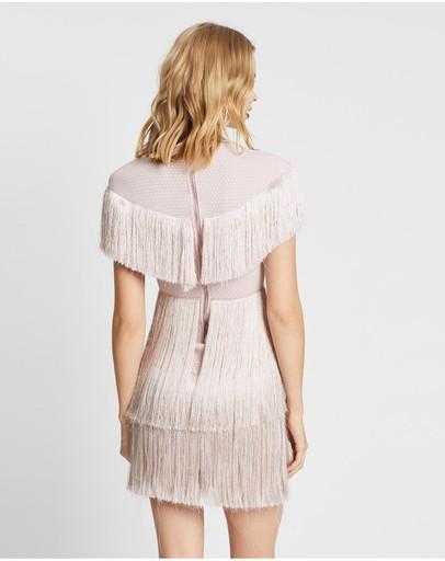 Elliatt Cindy Dress Pink