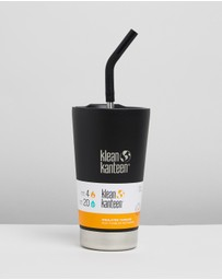 Klean Kanteen - 16oz Insulated Tumbler with Straw Lid