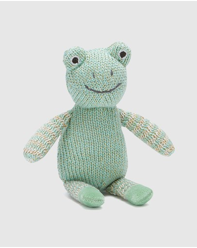 Nana Huchy - ICONIC EXCLUSIVE - Flynn The Frog Rattle