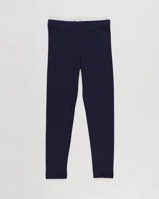 Cotton On Kids 3 Pack Huggie Tights   Kids Teens - Pants (Peacoat)