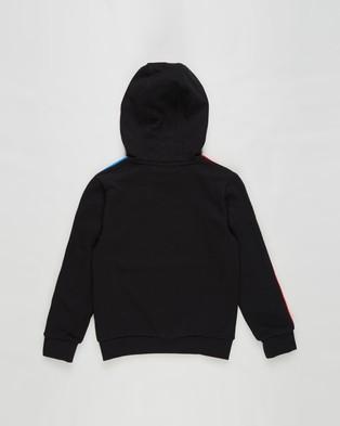 adidas Originals Adicolor Hoodie Teens Hoodies Black