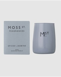 Moss St Fragrances - Spiced Jasmine Scented Soy Candle