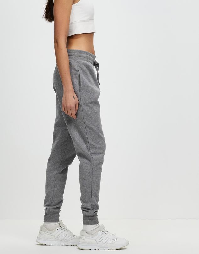 Women Essentials Fleece Skinny Trackies