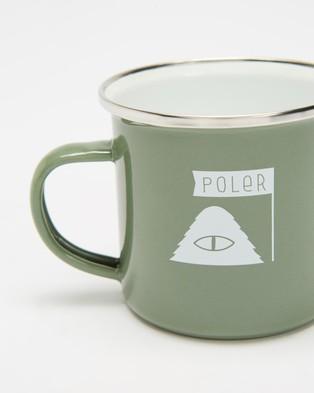Poler Camp Mug Home Lichen