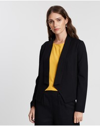 Privilege - Shawl Collar Blazer