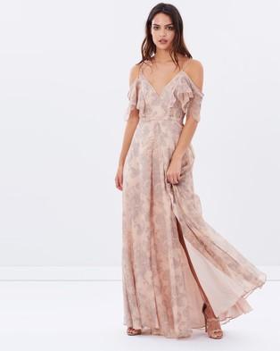 Jetset Diaries – Sublime Illusion Maxi Dress – Dresses (Illusion Paisley)