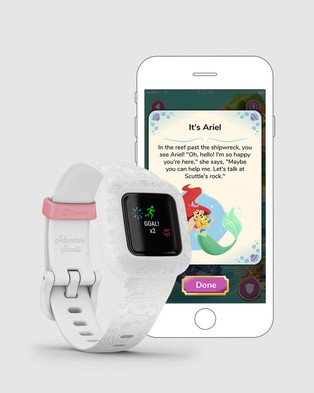 Garmin vivofit jr. 3 - Heart Rate Monitors (Disney Princess)