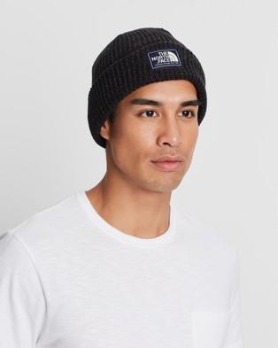 The North Face Salty Dog Beanie - Headwear (Black)