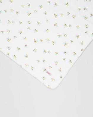 Cath Kidston Buzzy Bee Blanket   Babies - Blankets (Buzzy Bee)