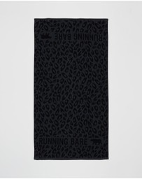 Running Bare - It's A Jungle Out There Towel