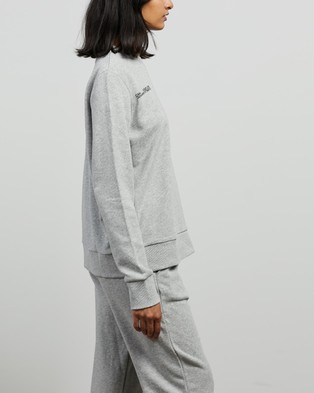 C&M CAMILLA AND MARC - Jordan Crew Sweats (Grey Marle)