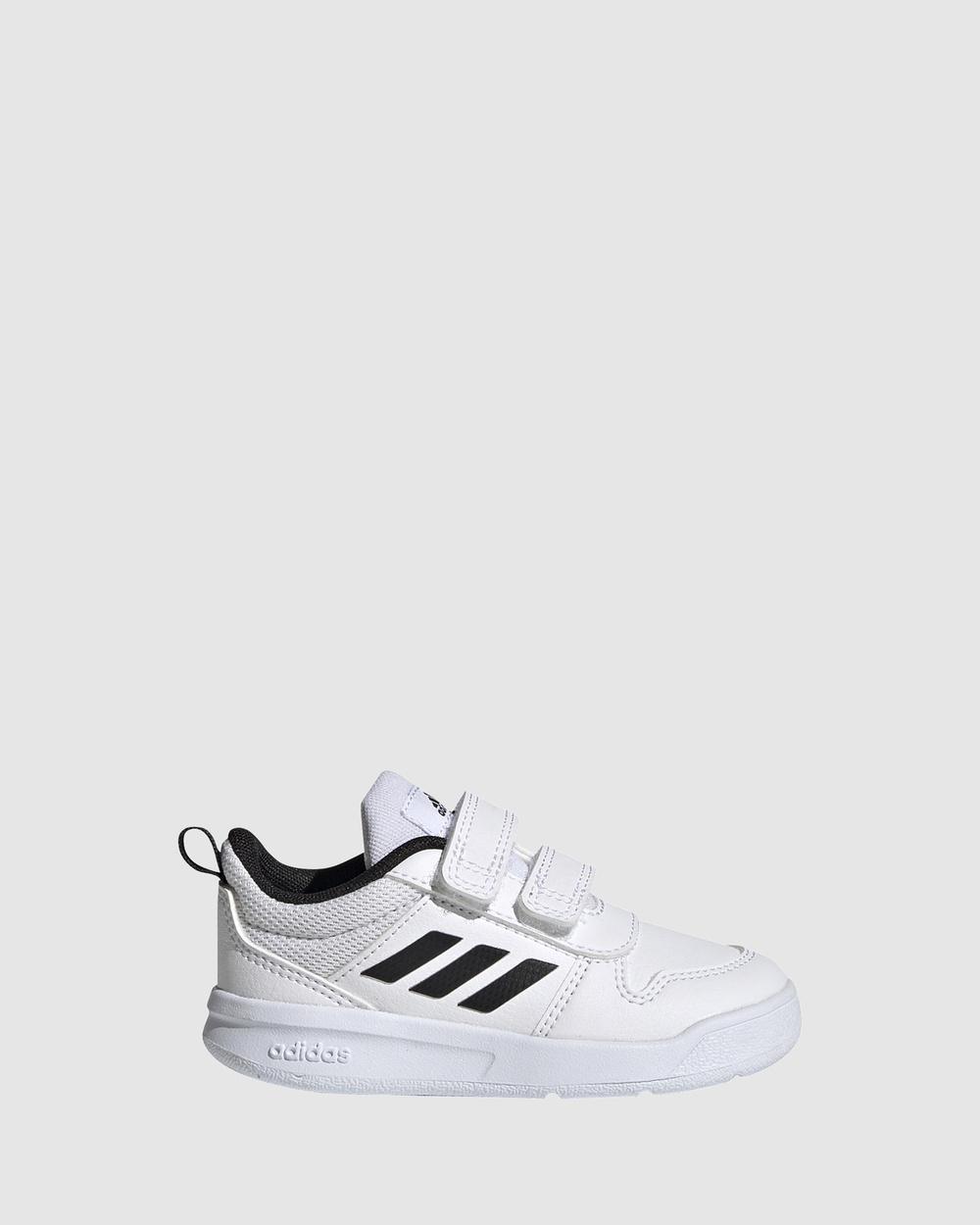 adidas Performance Tensaur Infant Sneakers White/Black