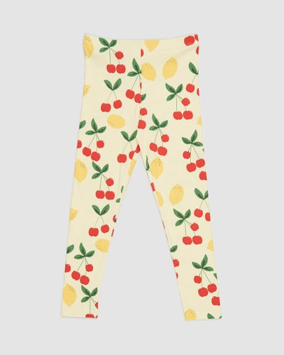 Cherry Lemonade Leggings - Kids