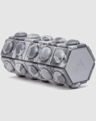 Adidas - Camo Foam Roller Training Equipment (Grey)
