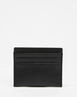 Calvin Klein Jeans 6CC Card Case - Wallets (Black)