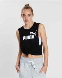 Puma - Essentials+ Cut Off Tank Top