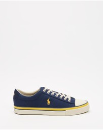 Polo Ralph Lauren - Sayer Recycled Canvas Sneakers