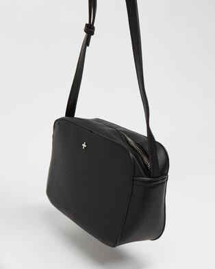 PETA AND JAIN - Punch Camera Bag - Bags (Black Pebble) Punch Camera Bag