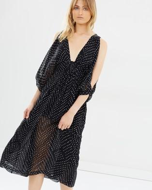 KITX – Empower Waisted Dress Black