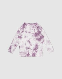 Cotton On Kids - Casey Raglan Crew - Kids-Teens