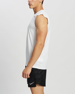 Nike Legend 2.0 Dry Fit Training Muscle Tee - Muscle Tops (White)