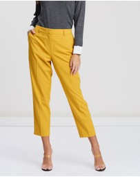 DP Petite - Naples Ankle-Grazing Pants