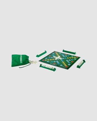 Mattel Games Scrabble Original - Accessories (English)