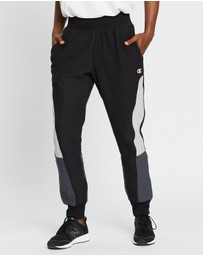 Champion - Reverse Weave Joggers With Blocking