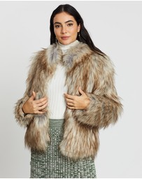 Unreal Fur - Fur Delish Jacket