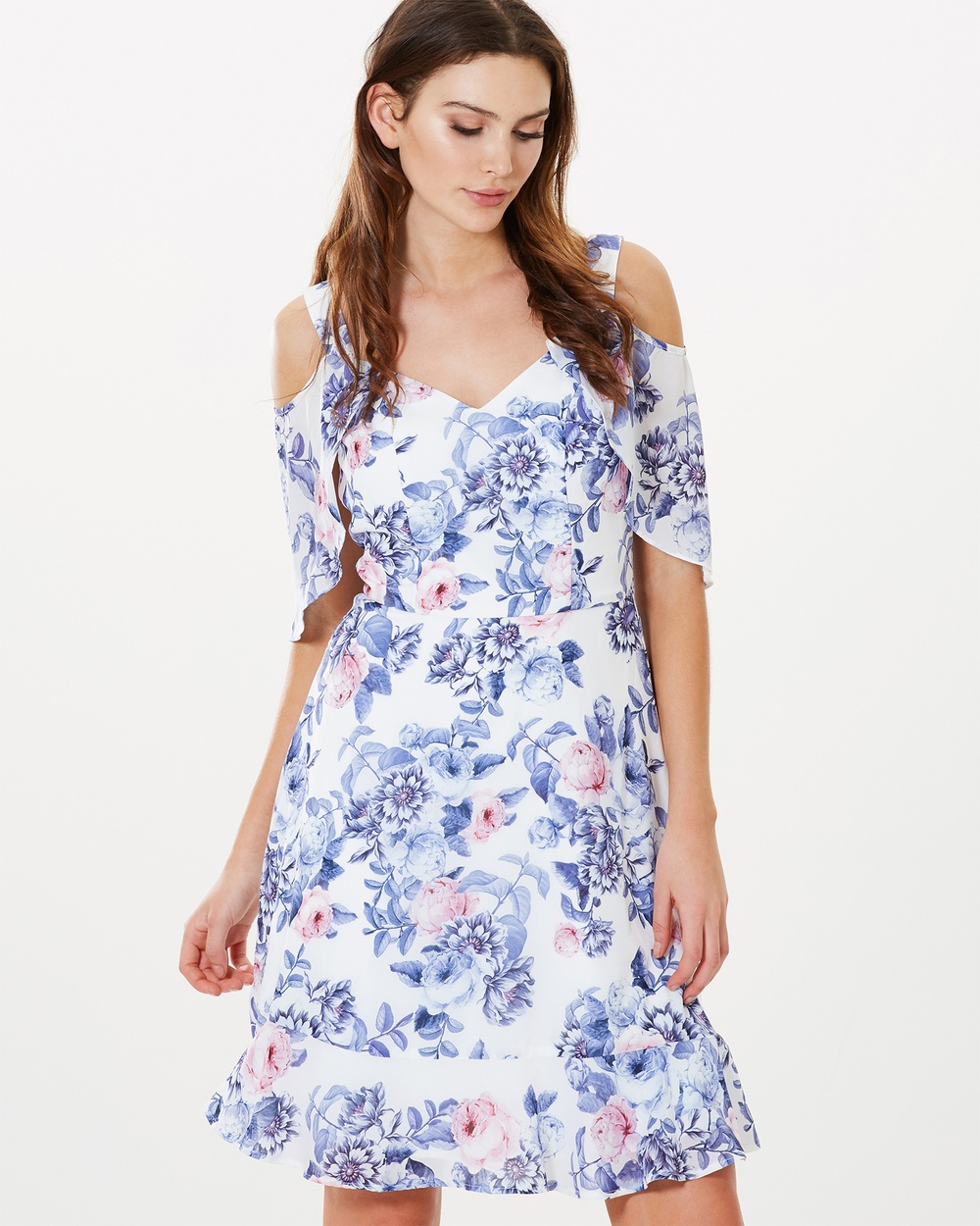 Review Montego Bay Dress Dresses Multi Montego Bay Dress